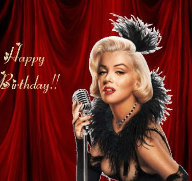 Marilyn Monroe Birthday Tlc Babe